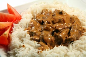 Round Steak Stroganoff and more recipes