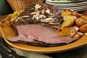 Stuffed Brisket and more recipes