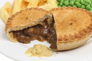 Beef And Pepper Pie and more recipes