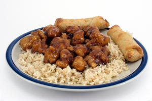 General Tso's Chicken and more recipes