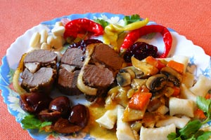 Venison Barbecue and more recipes