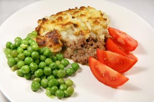Easy Shepherd's Pie and more recipes