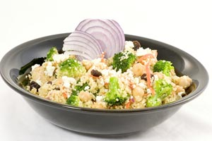 Israeli Couscous with Cashews and Fresh Herbs and more recipes