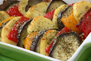 Baked Eggplant, Sicilian Style and more recipes