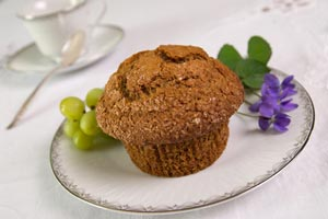 Cranberry Oat Bran Muffins and more recipes