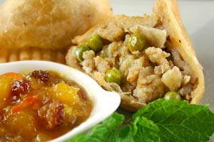 Spicy Peach Chutney and more recipes