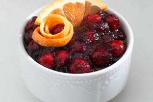 Chipotle Cranberry Sauce and more recipes
