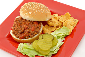 New Jersey Sloppy Joes and more recipes
