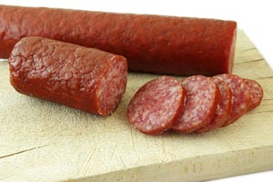Slovenian Sausage and more recipes
