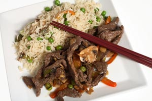 Beef With Chinese Pea Pods and more recipes