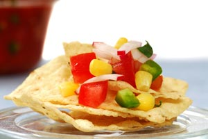 Texas Corn 'n' Black Bean Salsa and more recipes