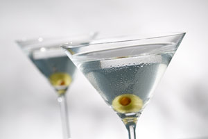 Sunset Martini and more recipes