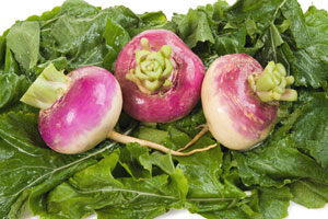 Turnip Greens With Bottoms and more recipes