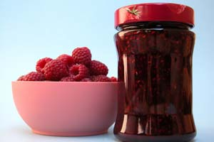 Blueberry Jam and more recipes