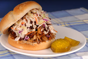 Pork Rib Sandwiches and more recipes