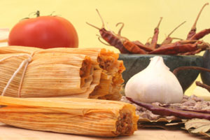 Real Homemade Tamales and more recipes