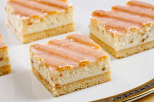 Cheesecake Bars II and more recipes