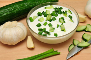 Creamy Cucumber Salad Dressing and more recipes
