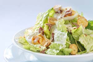 Almost Caesar Salad Dressing and more recipes