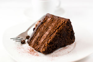 Black Tie Chocolate Cake and more recipes
