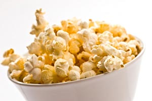 Baked Caramel Corn and more recipes