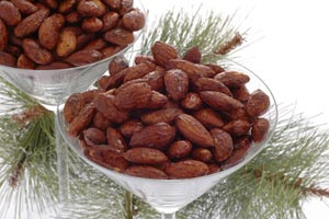 Chile Lime Roasted Nuts and more recipes