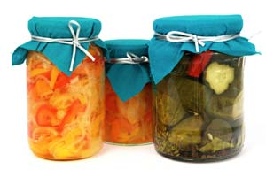 Pickled Green Tomatoes and more recipes