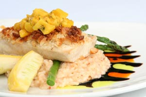 Fresh-Baked Mahi Mahi with Raspberry Vinegar and more recipes
