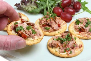 Crab Pate and more recipes