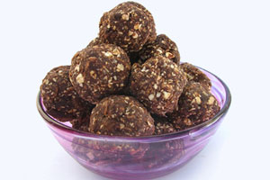 Chocolate Bourbon Balls and more recipes