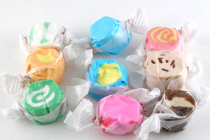 Salt Water Taffy and more recipes