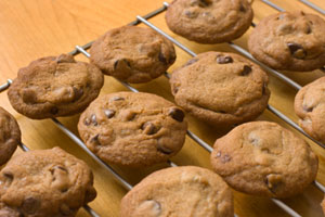 Barbara Bush's Chocolate Chip Cookies and more recipes