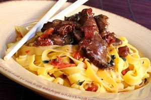 Oriental Beef And Noodles and more recipes