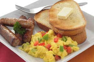 Something Yummy For Breakfast and more recipes