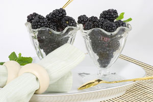Perfect Blackberry Crumble and more recipes