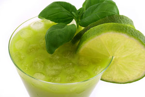 Chia Lime Water and more recipes