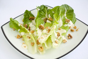 Gorgonzola Walnut Salad and more recipes