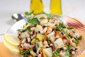 Dixie Black-Eyed Pea Salad and more recipes