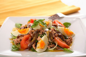 Honey Mustard Pork Salad and more recipes