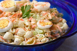 All American Macaroni Salad and more recipes