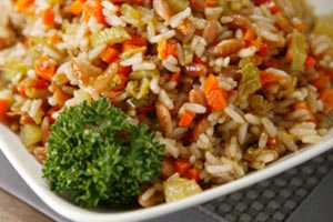 Cumin Rice Pilaf and more recipes