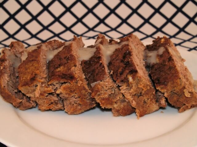 Quaker Oats Prize Winning Meatloaf Recipe