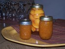 Ginger Peach Marmalade