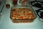 My Try At Boston Market Sweet Potato Casserole Recipe