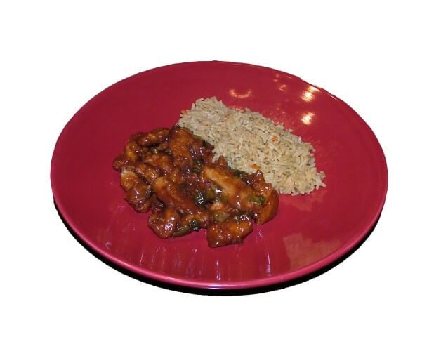 Chinese Imperial Palace General Tso's Chicken Recipe