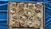 This cinnamon roll recipe was the best I had ever tried.