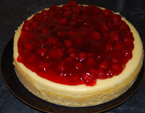 Featured recipe: Cheesecake with Cake Mix