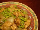 Photo of Chicken And Edamame With Shiitake Mushrooms