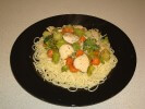 Photo of Angel Hair Pasta With Chicken Recipe on CDKitchen