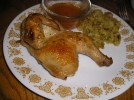 Photo of Game Hens With Apricot Sauce